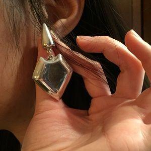 Jewelry - VTG Sterling Drop Earrings